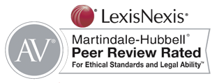 LexisNexis Martindale Hubbell Peer Review Rated